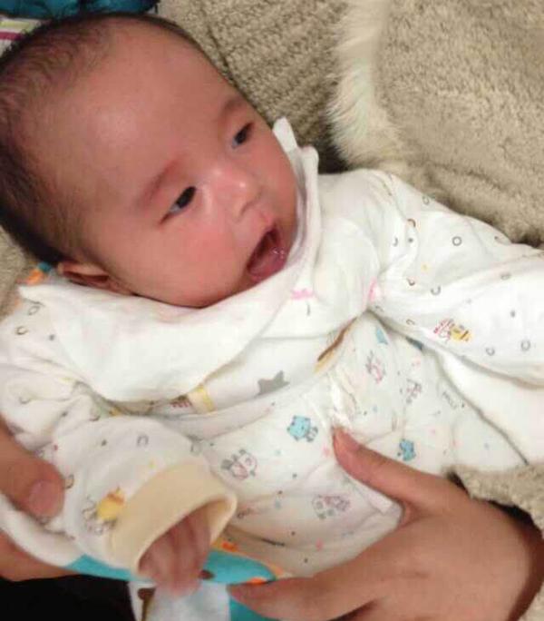 济南夏女士的漂亮宝宝