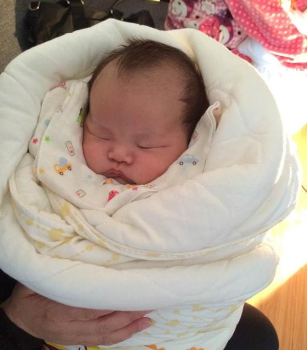 哈尔滨肖先生的可爱宝宝