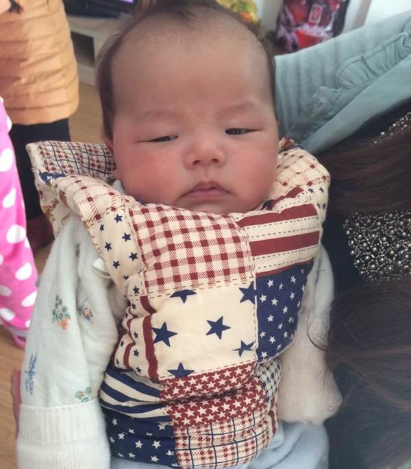 长沙王女士的可爱宝宝